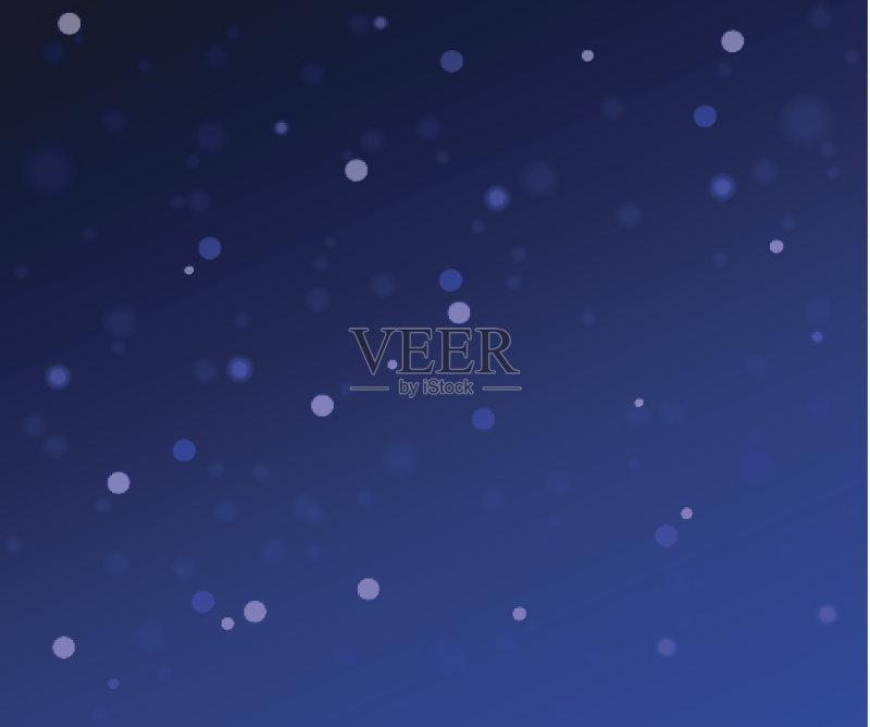 设计 梦想 绘画插图 式样 星系 夜晚 天空 蓝色 太空 无人 装饰 科学 黑色 图片