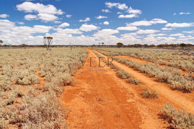者 未经垦殖的土地 街道 户外 旅游 长的 澳大利亚 Nullarbor Plain 地平