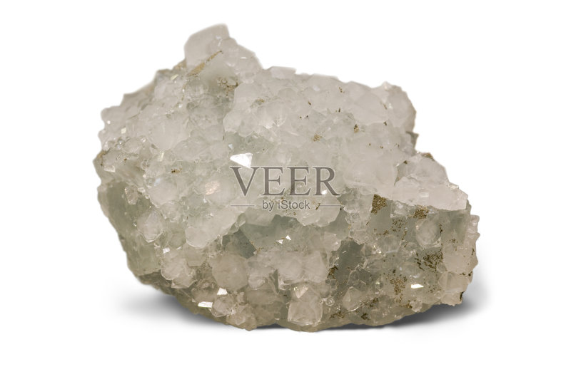 石 收集 金属矿石 白色背景 蓝色 自然 无人 博物馆 萤石 科学 岩石 地