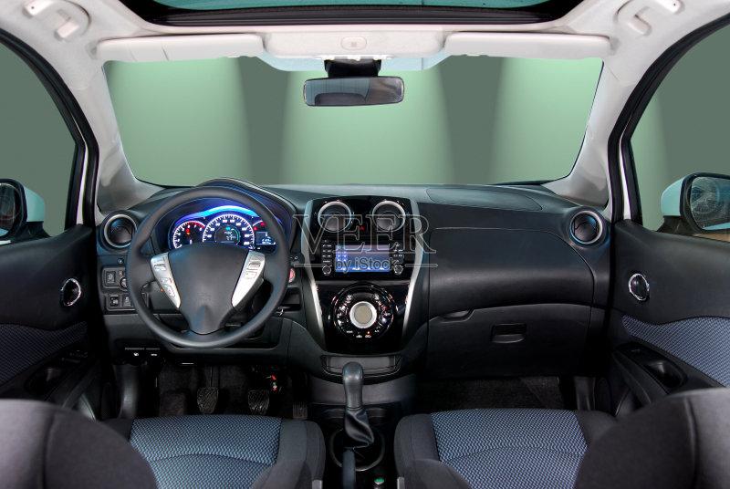交通工具内部 收音机 指导 华贵 汽车内部 有序 设备用品 公牛 安全的 图片