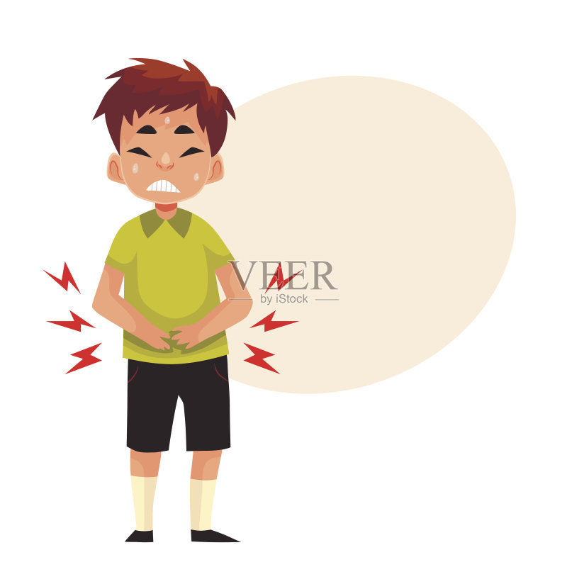 肚子疼是为什么呢