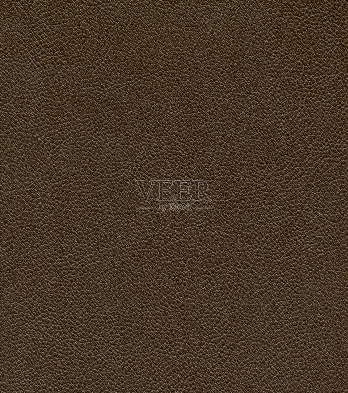 皮革 一个物体 空白的 彩色背景 褐色背景 动物躯体的组成部分 无人 牛