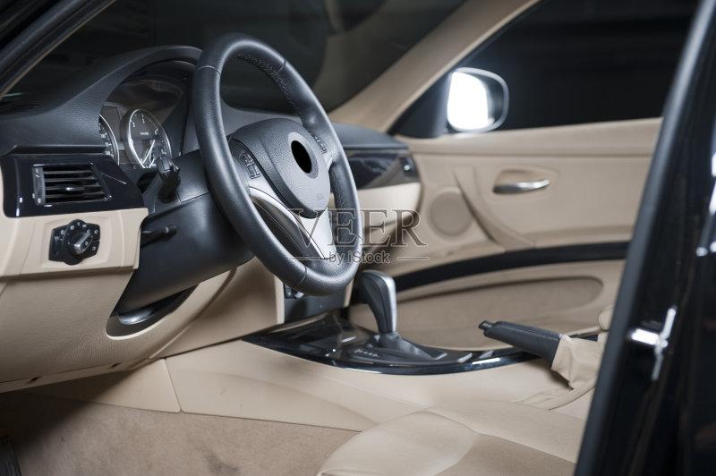 技术 控制 汽车 现代 交通工具内部 时尚 华贵 方向盘 设备用品 居家装图片