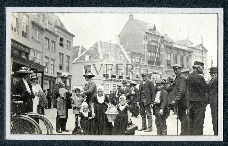 城市 古老的 20世纪 社会问题 中产阶级 古典式 怀旧 比利时 零售 成年