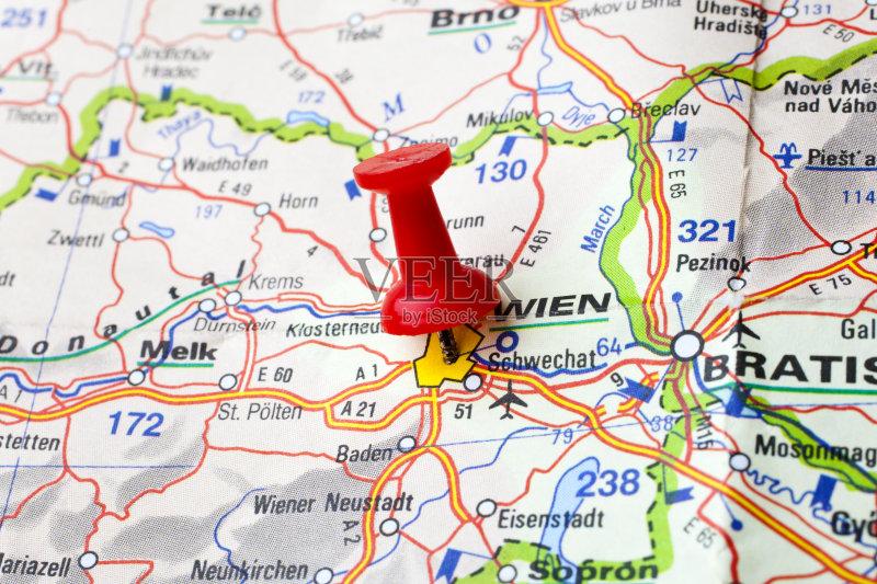 旅途 想法 路线图 概念和主题 地图学 红色 路 探索 旅游目的地 地图