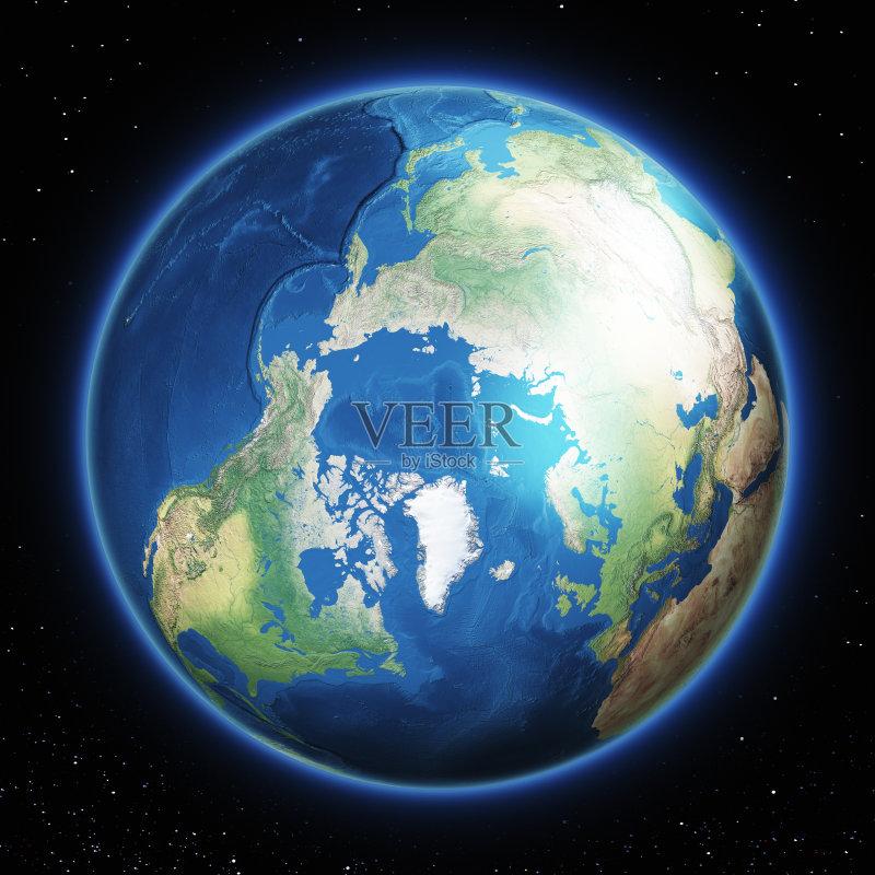 照亮 自然美 地球 暗色 绘画插图 星星 热身 光亮 夜晚 蓝色 太空 活力