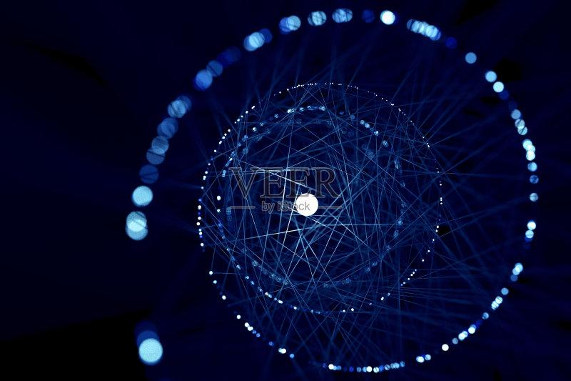 景 照明设备 星图 色彩鲜艳 照亮 复杂性 暗色 物理学 化学 计算机网络