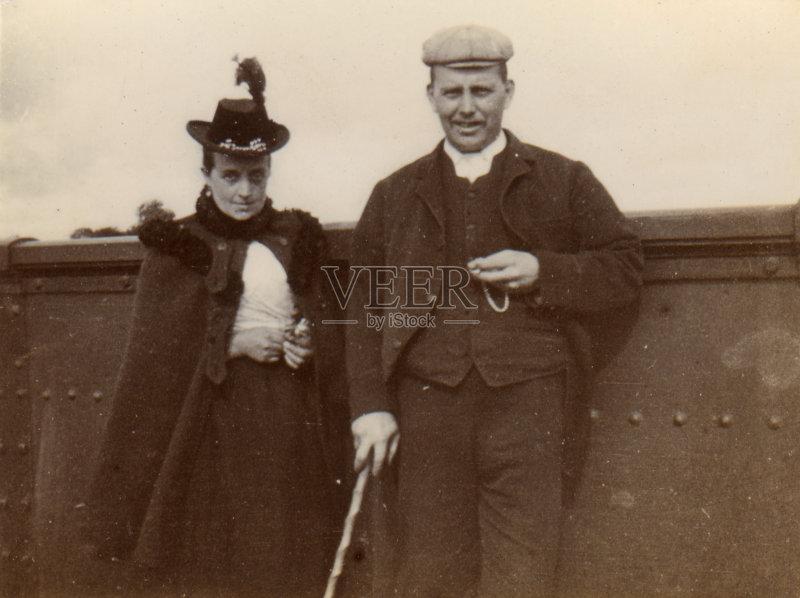 人 女人 19世纪风格 与摄影有关的场景 中年男人 男性 艺术品与工艺