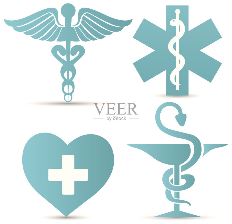 符号 标志 蓝色 双蛇杖 紧急出口标志 无人 医疗标志 艺术文化和娱乐 图片