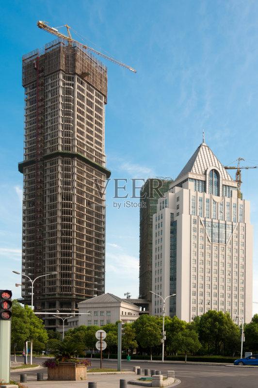 国 建筑外部 南昌市 公司企业 现代 户外