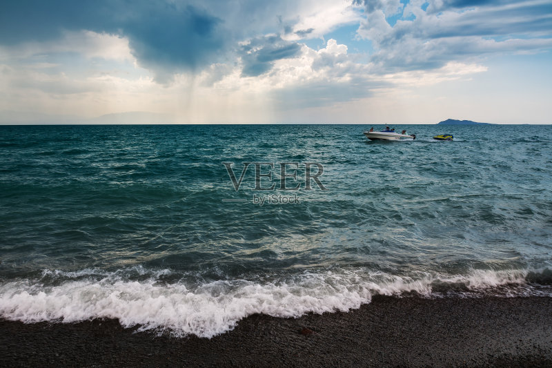 阿拉科尔湖 哈萨克斯坦 海洋 湖 意外与灾害 户外